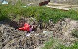 Đã bắt được nghi can giết thiếu nữ vùi xác xuống ruộng