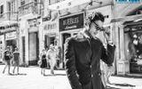 Thời trang & Làm đẹp - Á vương Vũ Tuấn Việt lịch lãm ở Paris