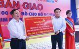 VietinBank trao tặng nhà và bò cho hộ nghèo Kon Tum