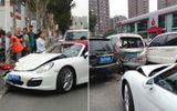 Thế giới 24h - Lần đầu cầm lái Porsche gây tai nạn, bồi thường 5,1 tỷ đồng