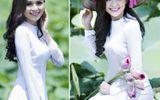 Thời trang & Làm đẹp - Mỹ nhân nào mặc áo dài trắng đẹp nhất showbiz Việt?
