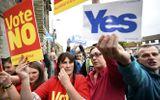 Thế giới 24h - Scotland trước thời khắc bỏ phiếu tách khỏi Vương quốc Anh