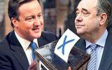 """""""Thời khắc quyết định"""" đối với Scotland và Châu Âu"""