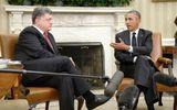 Obama từ chối trao quy chế an ninh đặc biệt cho Ukraine