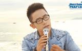"""Âm nhạc - Clip: Cựu thí sinh Giọng hát Việt nhí cover hit """"Let Her Go"""""""