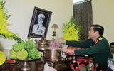 Sự kiện hàng ngày - Lãnh đạo Bộ Quốc phòng dâng hương Đại tướng Võ Nguyên Giáp