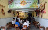 Khám phá -  Độc đáo quán cà phê của cô bé 9 tuổi tại Sài Gòn