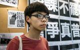 Thiếu niên 17 tuổi lãnh đạo biểu tình ở Hong Kong là ai?