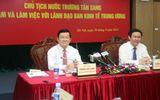 Sự kiện hàng ngày - Chủ tịch nước làm việc với Ban Kinh tế Trung ương