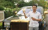 Doanh nhân - Đại gia bí ẩn sở hữu Iphone và Rolls Royce mạ vàng