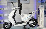Cận cảnh xe máy điện bản giới hạn 100 chiếc, giá gần 90 triệu