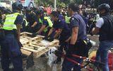 Cảnh sát Hong Kong bắt giữ hàng chục người biểu tình quá khích