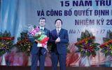 Chuyện học đường - Trường ĐH Công nghệ- Đại học Quốc gia Hà Nội có Hiệu trưởng mới