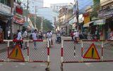 Miền Bắc - Rào đường, cấm taxi để xây hầm chui Thanh Xuân
