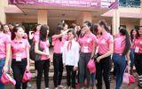 Thời trang & Làm đẹp - Thí sinh thi Hoa hậu Việt Nam 2014 xinh tươi đi từ thiện