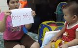 """Cộng đồng mạng - Em bé chưa đi học nhưng đọc chữ vanh vách được gọi là """"thần đồng"""""""