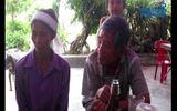 Hoàn cảnh bi thảm của các gia đình công nhân bị sét đánh chết
