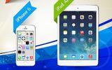 Bình chọn VietinBank để có cơ hội nhận iPhone 6, iPad Air 2