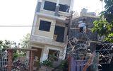 Sự kiện hàng ngày - Nhà 4 tầng vừa xây đã đổ sập, 10 người thoát chết