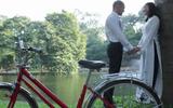 """Giới trẻ - Nghẹn ngào với chuyện tình """"xe đạp"""" của chàng trai Tây"""