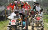 Cộng đồng mạng - Năm phương tiện rước dâu có một không hai ở Việt Nam