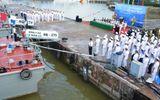 Hải quân Việt Nam tiếp nhận thêm 2 tàu pháo tuần tiễu hiện đại