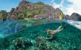 Khám phá hòn đảo Palawan đẹp nhất thế giới năm 2014
