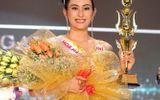 Ngôi Sao - Trúc Linh đăng quang Hoa hậu Việt Nam Thế Giới 2014 tại Campuchia