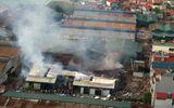 Sự kiện hàng ngày - Xưởng gỗ gần 1.000 m2 cháy rụi