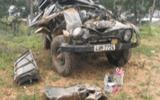 Clip: Hỗ trợ người bị nạn vụ xe lao vực, 7 người thương vong