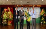 Toàn cảnh lễ nhận chức Chủ tịch HĐQT và Tổng giám đốc Vietcombank