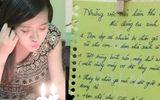 Hot girl Mai Thỏ bất ngờ gửi thư dặn chồng 5 điều trước khi sinh