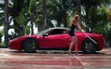 Đập nát siêu xe Ferrari 458 Italia vì ghen tuông