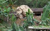 Cao Bằng: Lở núi nghiêm trọng, 7 người may mắn thoát chết
