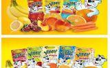 Nước uống trái cây Yippy – nguồn dinh dưỡng an toàn cho bé