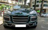 Chi 400 triệu độ Porsche Cayenne S độc nhất Việt Nam