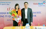 Bổ nhiệm người thay thế ái nữ cựu Chủ tịch Vietinbank