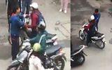 Video: Gửi xe không có vé, nữ sinh bị tát đến phát khóc