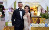Quỳnh Nga hạnh phúc khi Doãn Tuấn hôn trong ngày cưới