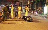 Xã hội - Xe máy tông liền 2 xe đạp, 1 người tử vong