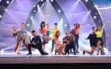 Lộ diện Top 10 Thử thách cùng bước nhảy 2014