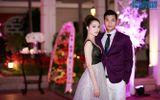 Ngôi Sao - Quách An An tay trong tay Vũ Tuấn Việt dự đám cưới Quỳnh Nga