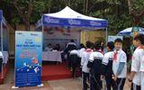 Sức khoẻ - Hơn 1000 học sinh THCS Chu Văn An được khám, tư vấn chiều cao