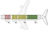 Thị trường - Ngồi ở đâu trên máy bay thì an toàn nhất?
