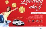 Quay số trúng ôtô cùng VietinBank