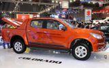 Chevrolet Colorado thể thao mới ra mắt Việt Nam