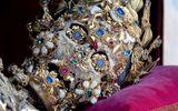 Chuyện lạ - Xác ướp bí ẩn cuốn đầy châu báu ở Italy