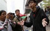 Thủ lĩnh phong trào biểu tình Hong Kong phải hầu tòa
