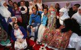 """Cận cảnh """"Cô dâu xác ướp"""" tại Bulgaria"""