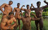 Ngôi làng của những lực sĩ cơ bắp cuồn cuộn
